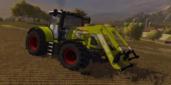 Claas Arion 640 FL