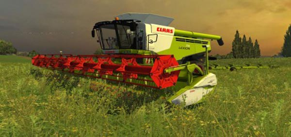 Claas Lexion 770 New Edition