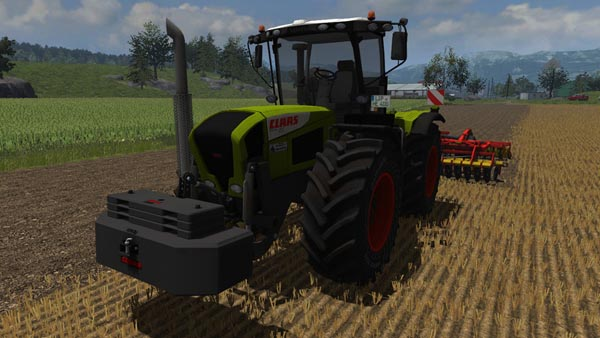 Claas weights Pack