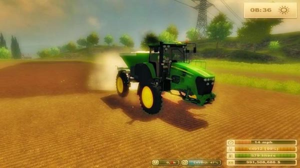 JohnDeere4920