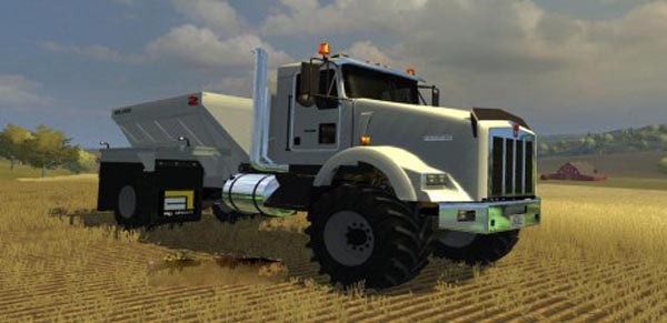 Kenworth T800 Fertilizer Spreader