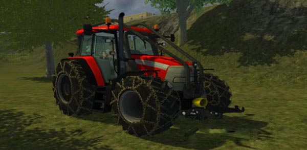 McCormick MTX 120 Forest Edition