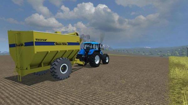 Trufab 18T Chaserbin Trailers Pack