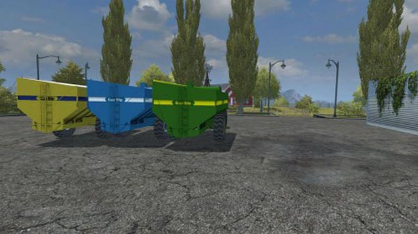 Trufab 30T Single Axle Chaserbin Trailers Pack