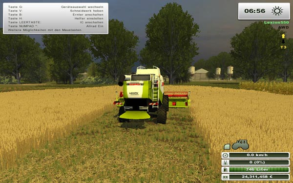 Chopped Straw v 1 2 06 [MP] | LS2013 com