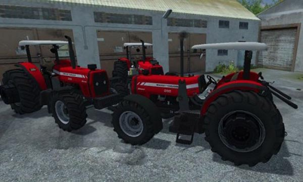 Massey Fergusson Advanced 29 Series Pack