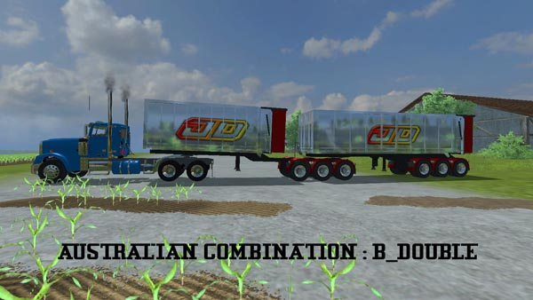 Trailers Road Train Pack