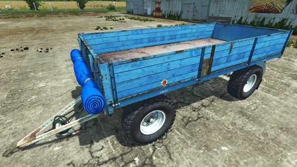BSS PS2-08.06 AGRO More Realistic