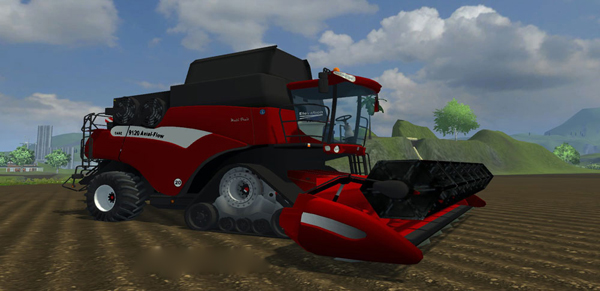 Case 9120 Axial Flow Multifruit Pack