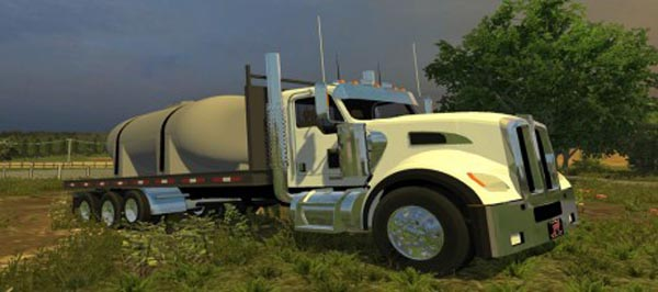 Kenworth Spray Rig