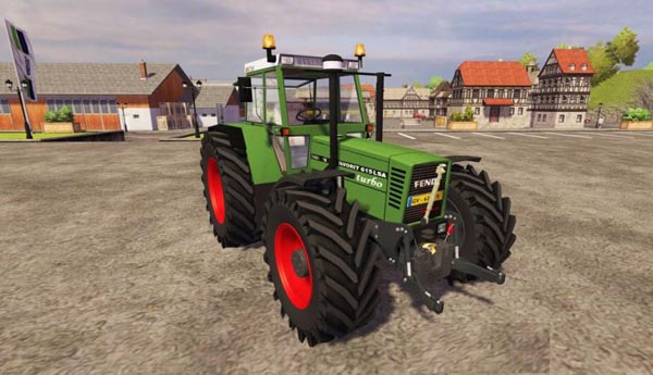 Fendt Favorit 615 LSA Turbo