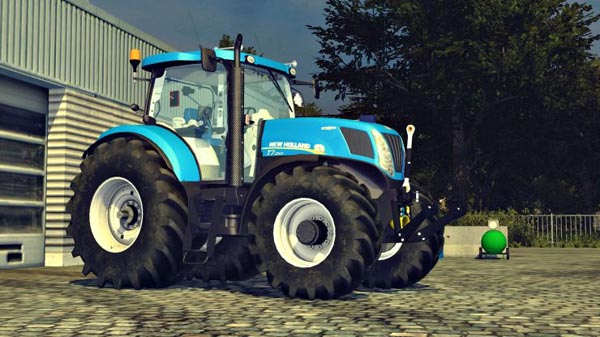 New Holland T7 260