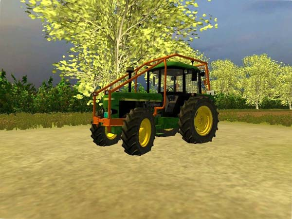JD 3650 Forest