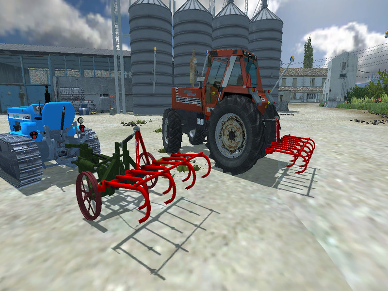 Cultivators Angeloni and EP19 EP 25