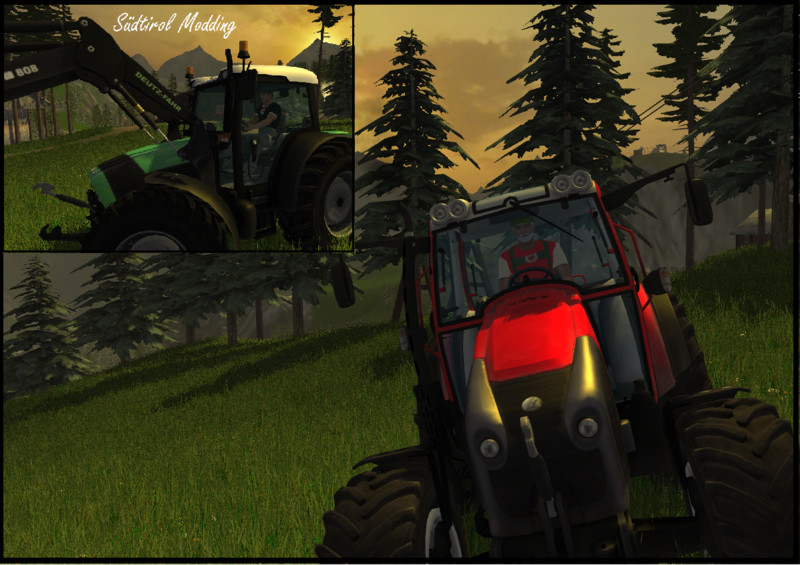 South Tyrol Modding Farmer textures V 1.0