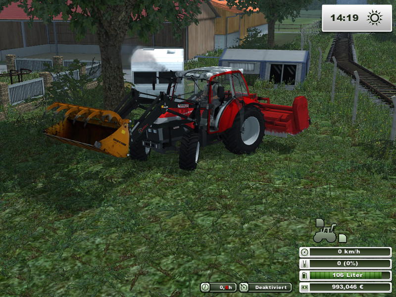 Lindner Geotrac 64 V 0.9 ohne MR