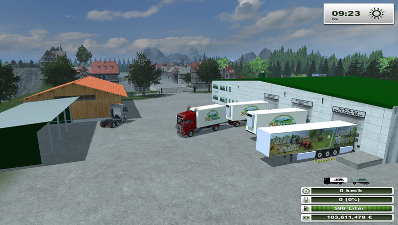 Vehicle Pack core city V 3.0