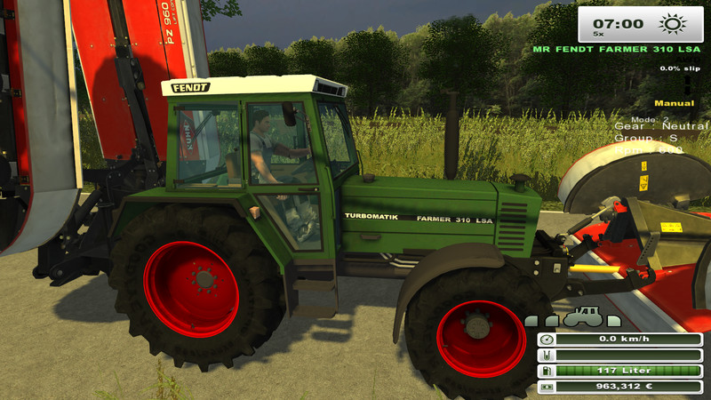 Fendt Farmer 310 LSA V 1.0 MR