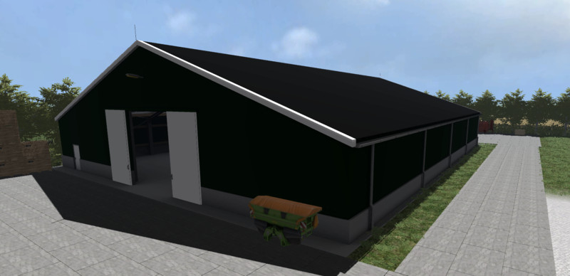 Machine Hall V 1.0 Placeable